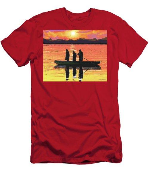 The Fishermen Men's T-Shirt (Athletic Fit)