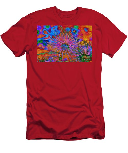 The Heart Of The Matter.. Men's T-Shirt (Athletic Fit)
