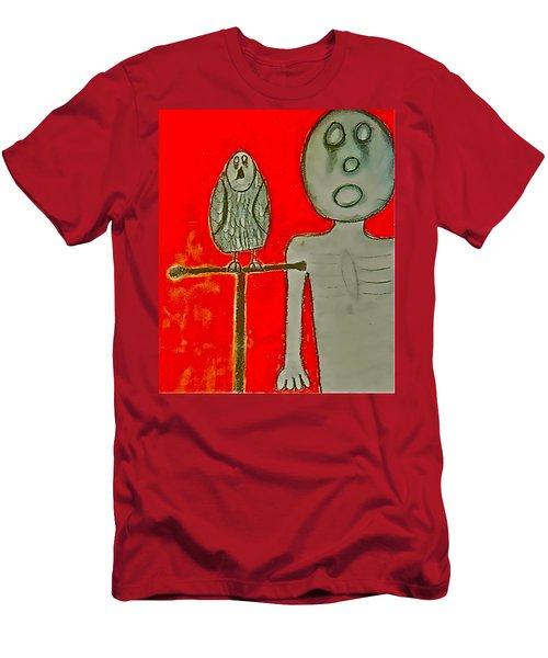 The Hollow Men 88 - Bird Men's T-Shirt (Athletic Fit)