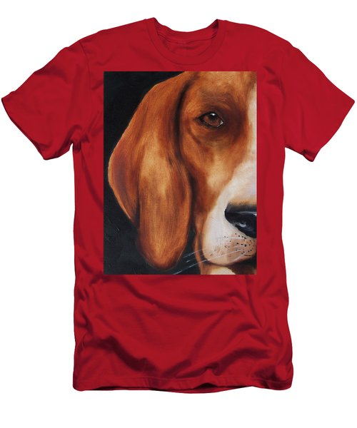 The Hound Men's T-Shirt (Athletic Fit)