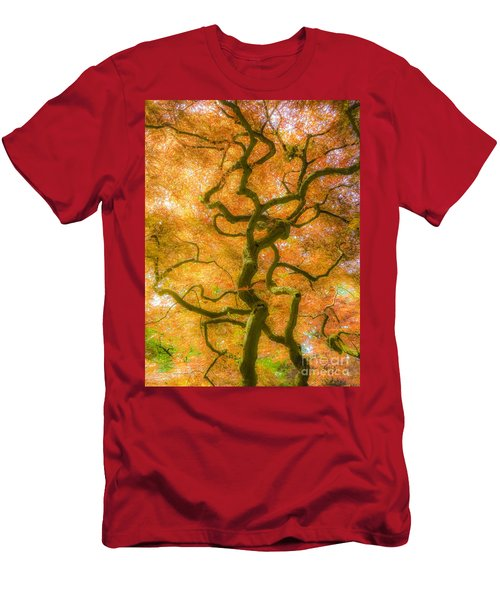 The Magic Forest-15 Men's T-Shirt (Athletic Fit)