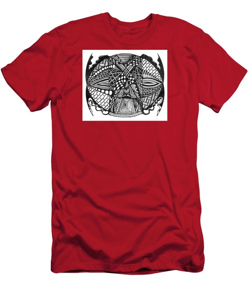 The Mask Men's T-Shirt (Athletic Fit)