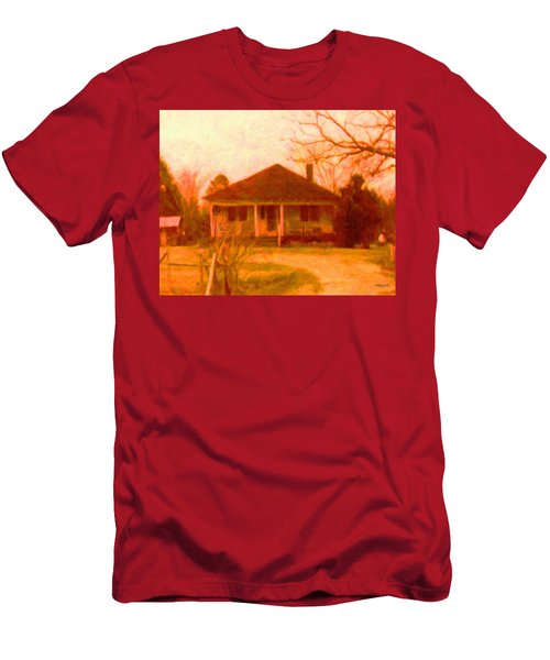 The Old Home Place Men's T-Shirt (Athletic Fit)