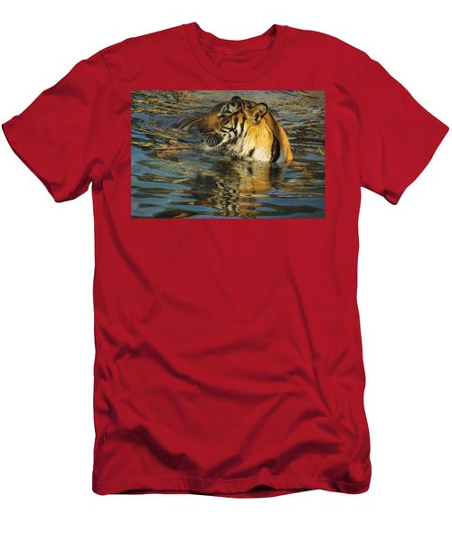 Tiger 3 Men's T-Shirt (Athletic Fit)