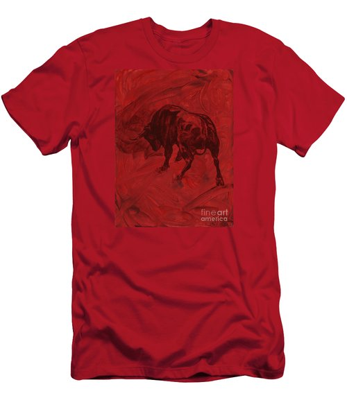 Toro Painting Men's T-Shirt (Athletic Fit)