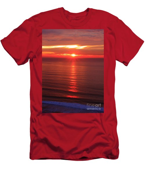 Torrey Pines Starburst Men's T-Shirt (Athletic Fit)