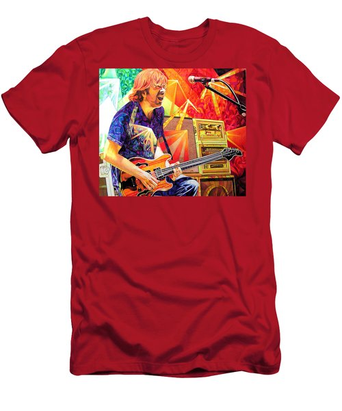 Trey Anastasio Squared Men's T-Shirt (Athletic Fit)