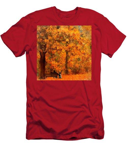 True Companion Men's T-Shirt (Athletic Fit)