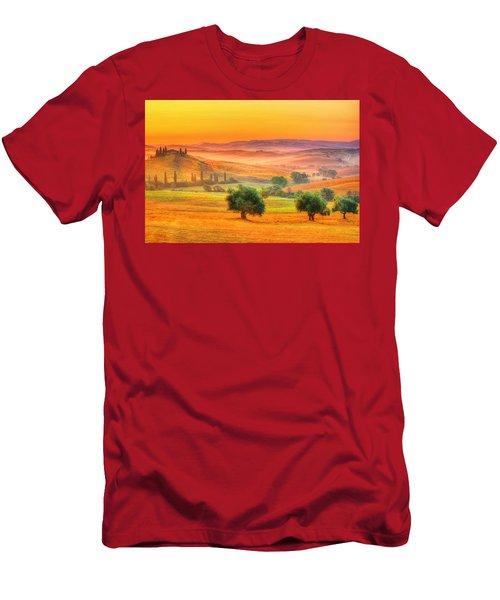 Tuscan Dream Men's T-Shirt (Athletic Fit)