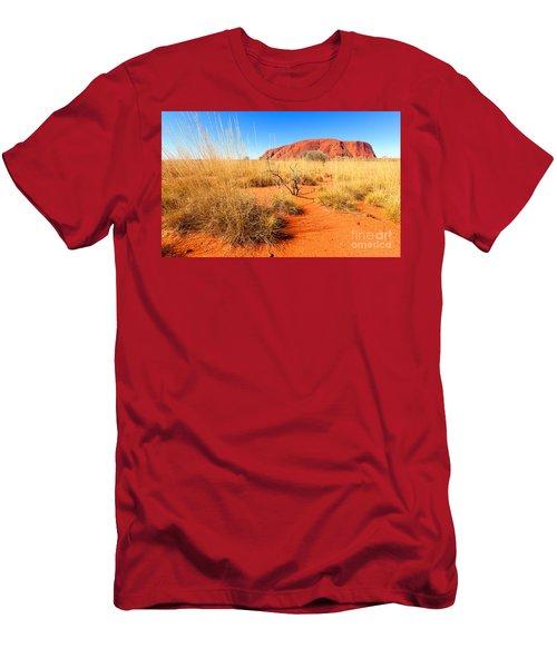 Central Australia Men's T-Shirt (Athletic Fit)