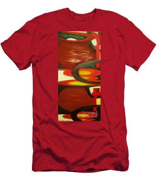 Unique I Men's T-Shirt (Athletic Fit)