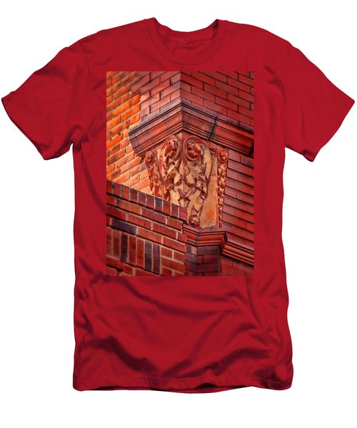 Vertical Men's T-Shirt (Athletic Fit)
