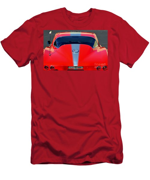 Very Cool Corvette Men's T-Shirt (Athletic Fit)