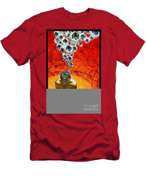 Viewing Men's T-Shirt (Athletic Fit)