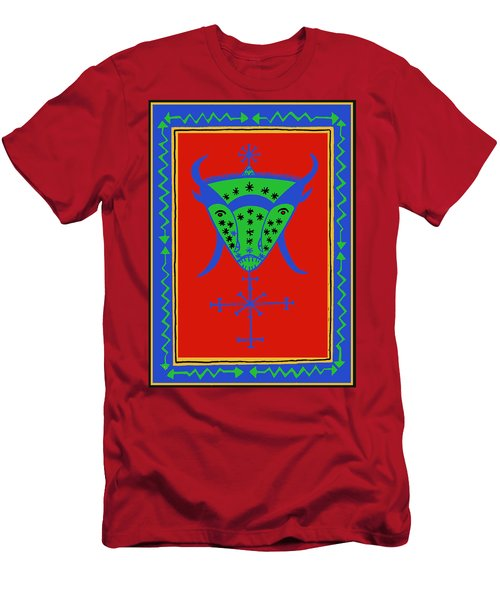 Voodoo Bosou Men's T-Shirt (Slim Fit) by Vagabond Folk Art - Virginia Vivier