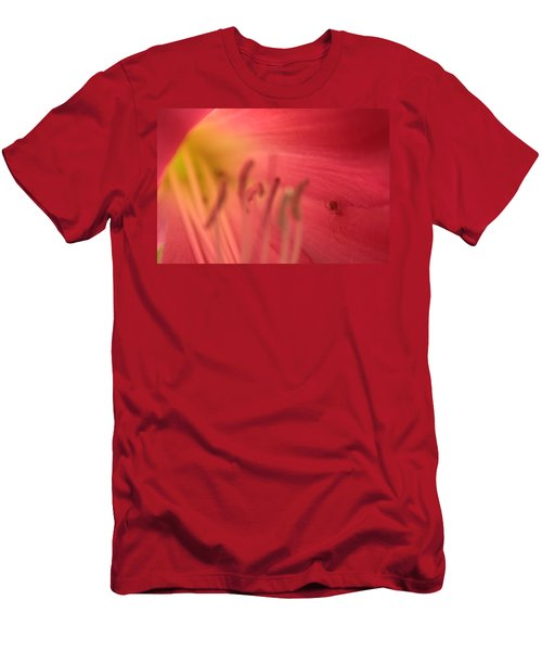 Men's T-Shirt (Slim Fit) featuring the photograph Welcome by Greg Allore