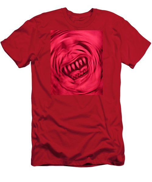 When Anxiety Attacks Men's T-Shirt (Slim Fit) by John King