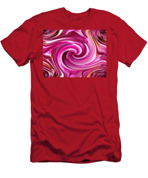 Who Dun It Twirls Men's T-Shirt (Athletic Fit)