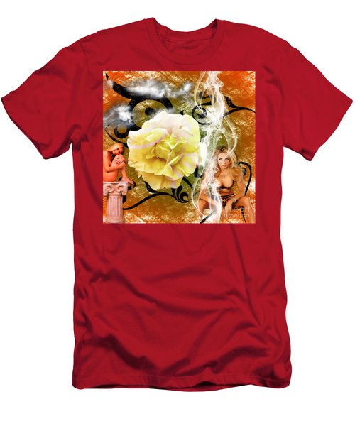 Men's T-Shirt (Slim Fit) featuring the photograph Beauty by Clayton Bruster