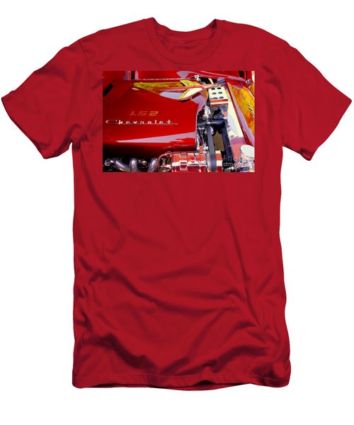 1955 Chevy Bel Air Custom Men's T-Shirt (Athletic Fit)