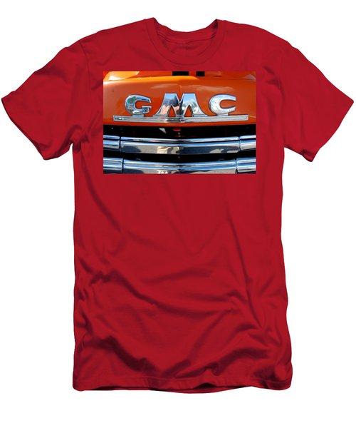 Men's T-Shirt (Slim Fit) featuring the photograph '49 G M C by John Schneider