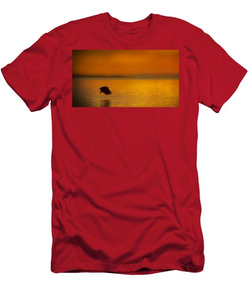 A Late Supper Men's T-Shirt (Athletic Fit)