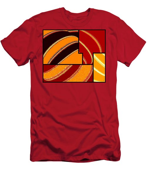 Abstract Fusion 90 Men's T-Shirt (Athletic Fit)