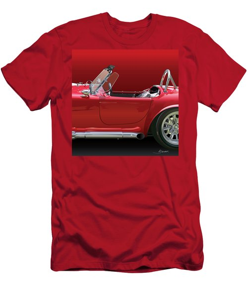 Ac Cobra Detail Men's T-Shirt (Athletic Fit)