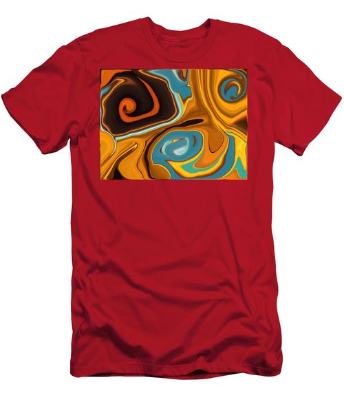 Caramel Dreams Men's T-Shirt (Athletic Fit)