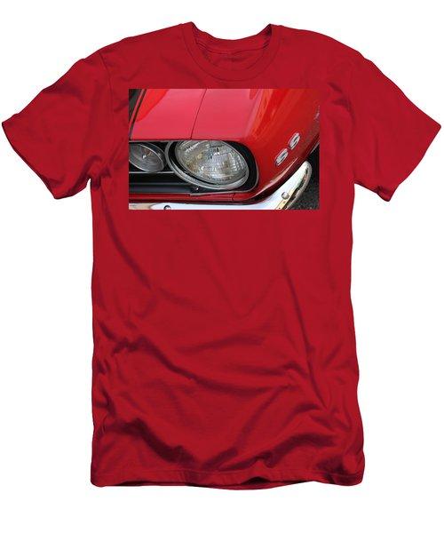 Chevy S S Emblem Men's T-Shirt (Slim Fit) by Bill Owen