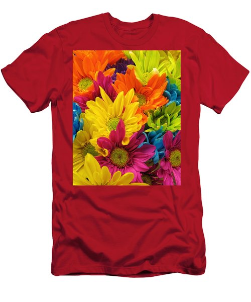 Colossal Colors Men's T-Shirt (Athletic Fit)