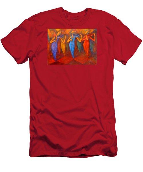 Composition  Men's T-Shirt (Athletic Fit)