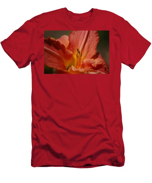Daylilly Men's T-Shirt (Athletic Fit)