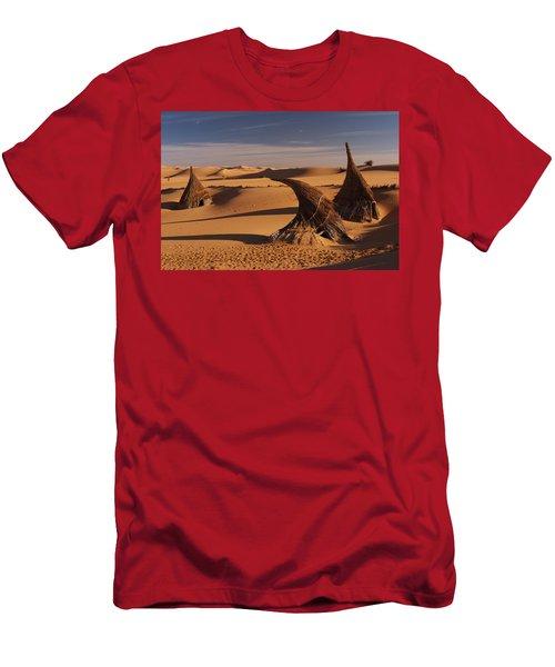 Desert Luxury Men's T-Shirt (Athletic Fit)