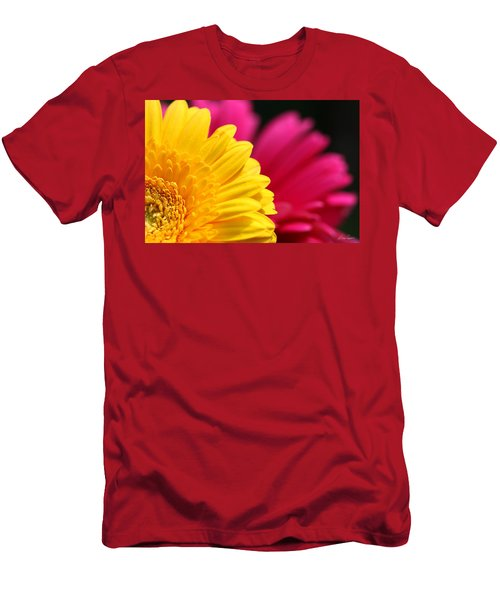 Gerbera Daisies Men's T-Shirt (Athletic Fit)