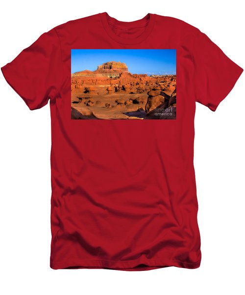 Goblin Valley State Park Men's T-Shirt (Athletic Fit)