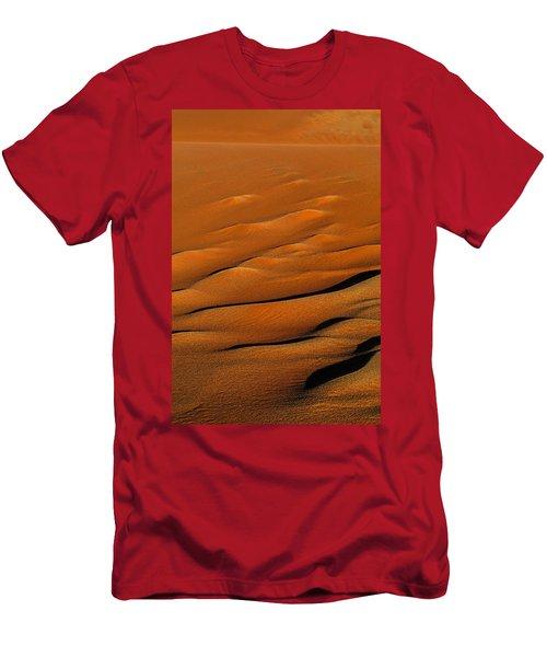 Golden Sand Men's T-Shirt (Athletic Fit)