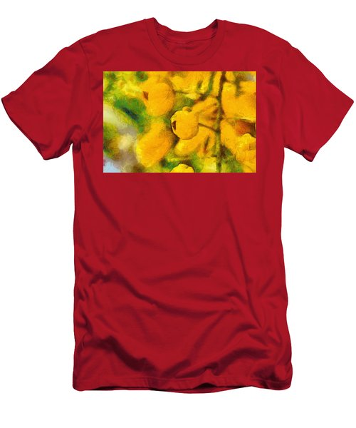 Golden Shower Men's T-Shirt (Athletic Fit)