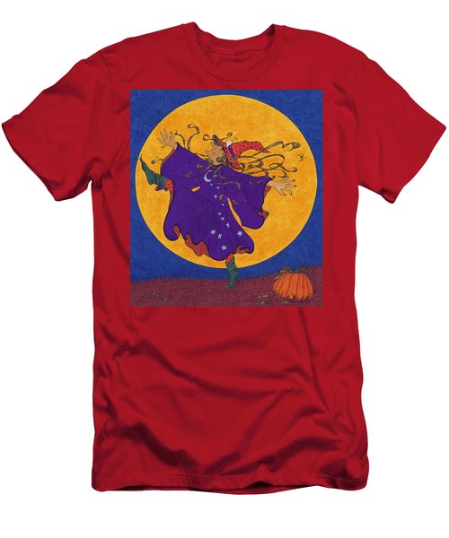 Halloween Dance Men's T-Shirt (Athletic Fit)