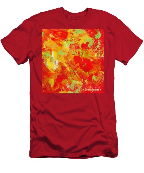 Latin Rythym Men's T-Shirt (Athletic Fit)