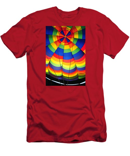 Outside Looking In Men's T-Shirt (Slim Fit) by Mike Martin