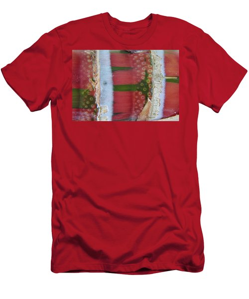 Pink Sugarcane 3 Men's T-Shirt (Athletic Fit)