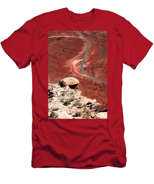 Red Rover Men's T-Shirt (Athletic Fit)