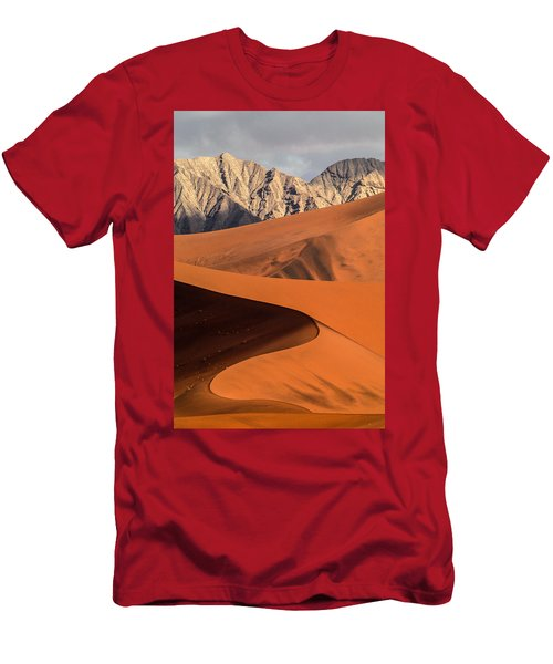 Sand And Stone Men's T-Shirt (Athletic Fit)