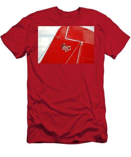 Show Cat Men's T-Shirt (Athletic Fit)