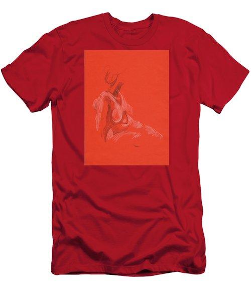 Sitting Model 1999 Men's T-Shirt (Athletic Fit)