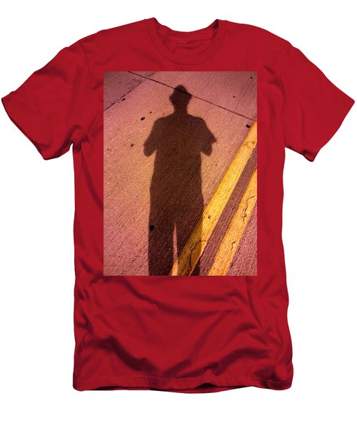 Street Shadows 001 Men's T-Shirt (Athletic Fit)