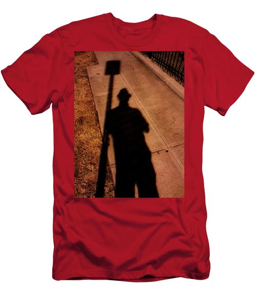 Street Shadows 008 Men's T-Shirt (Athletic Fit)