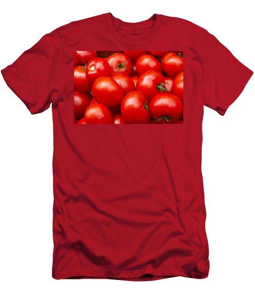 Tomatos Men's T-Shirt (Athletic Fit)