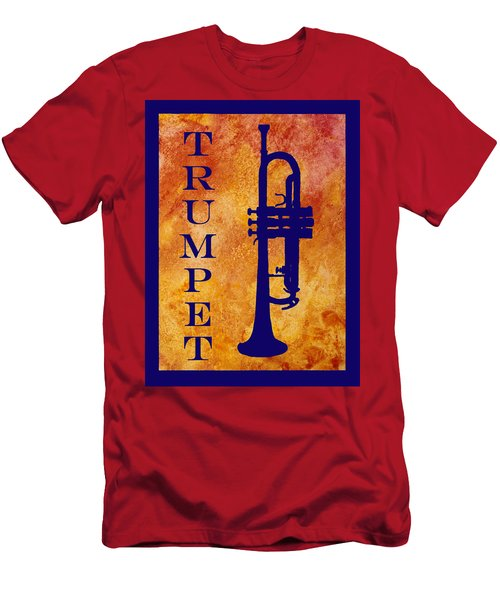 Trumpet Men's T-Shirt (Athletic Fit)